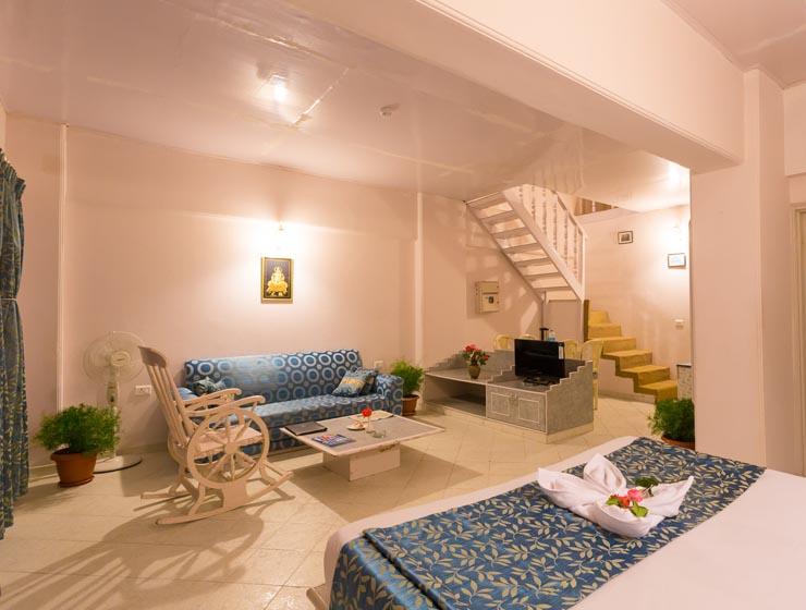 Royal Duplex Room
