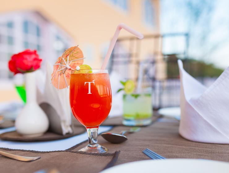 Toshali Royal View Mocktail