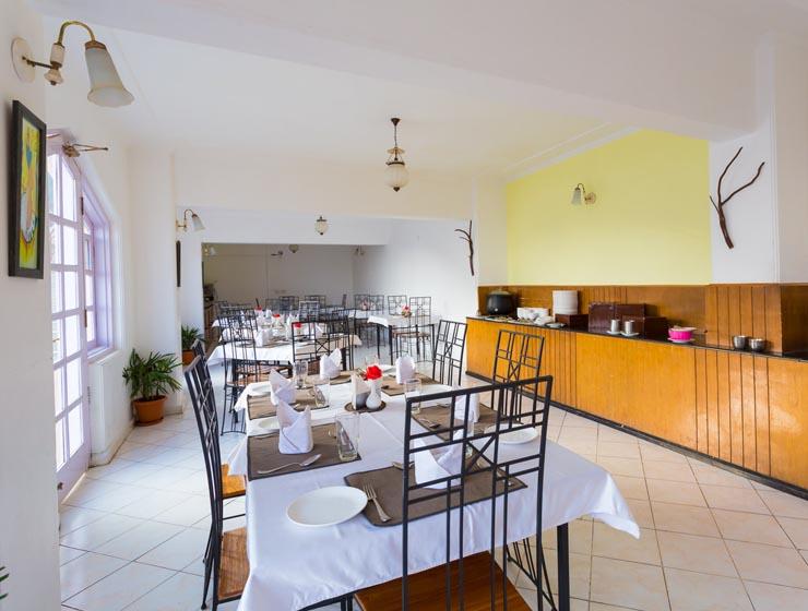 Toshali Royal View Restaurant