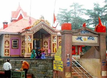 Jakhu Temple