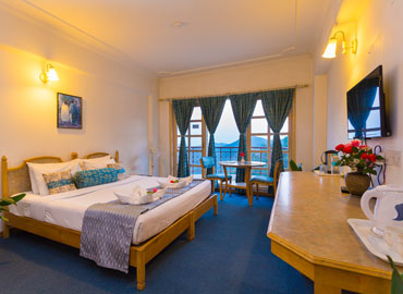 Royal Double rooms with Valley View