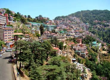 Summer in Shimla