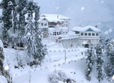 Winter in Shimla