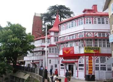 General Post Office Shimla