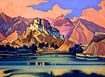 The Nicholas Roerich Gallery