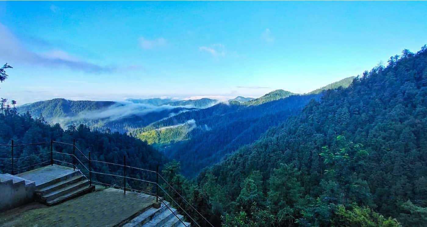 Valley View Resort in Shimla