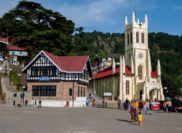 Himachal Delights Tour Package