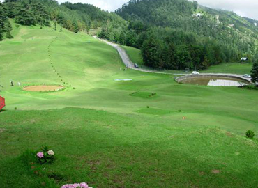 Golfing in Shimla