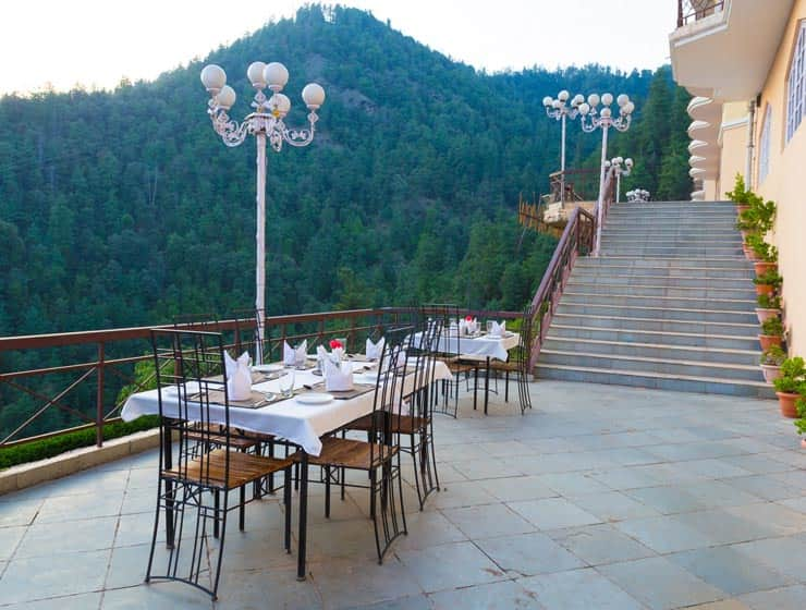 Toshali Royal View Restaurant