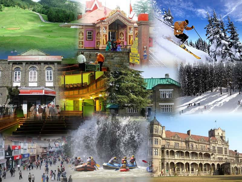 Local Attractions in Shimla