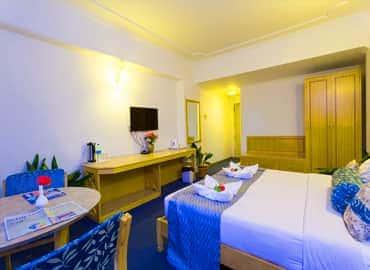 Royal Standard Room with Valley View of Toshali Royal View Resort Shimla