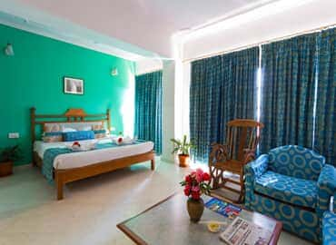 Royal Studio Room with Valley View of Toshali Royal View Resort Shimla